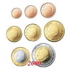 Belgique 2000 - série complète neuve
