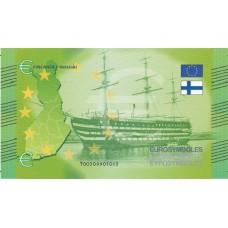 Finlande - Billet Thématique euro