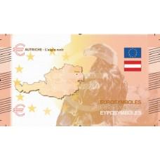 Autriche - Billet Thématique euro