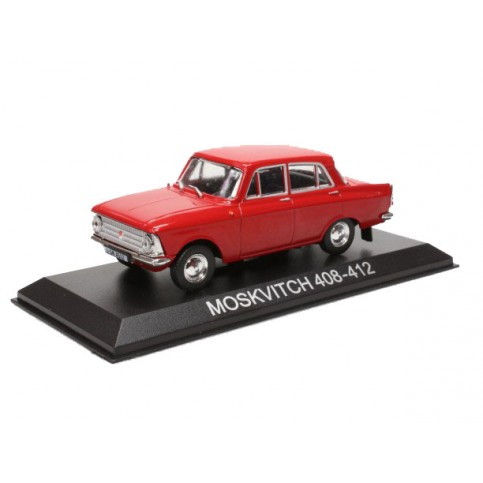 Réplique Moskvitch 408-412
