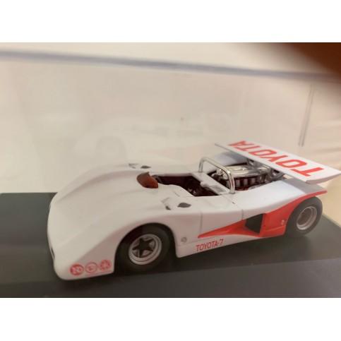 Réplique Toyota 7 Le Mans 1970