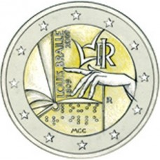ITALIE 2009 - 2 EUROS COMMEMORATIVE