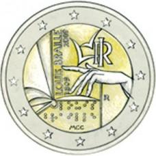 ITALIE 2009 - 2 EUROS COMMEMORATIVE