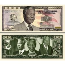 Billet commémoratif NELSON MANDELA