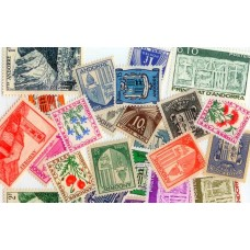 30 Timbres Andorre