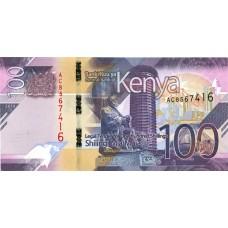Kenya 2019 - 100 Shillings