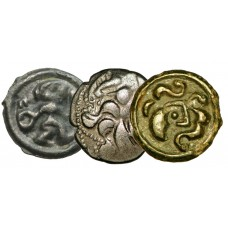 Monnaie Gauloise - Pautin
