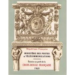 carnet croix rouge 1969