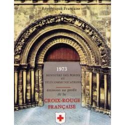 carnet croix rouge 1973