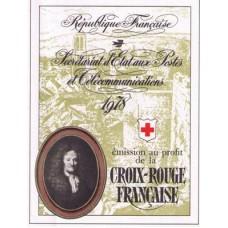 carnet croix rouge 1978