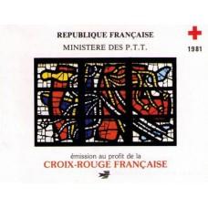 carnet croix rouge 1981