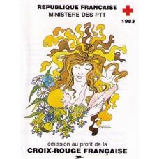 carnet croix rouge 1983