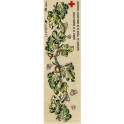 carnet croix rouge 1989