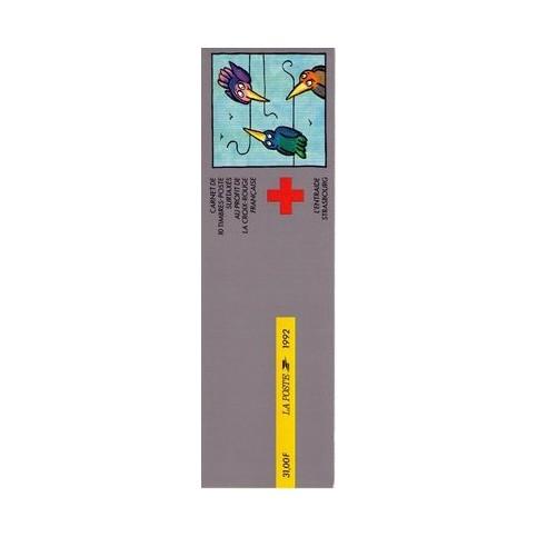 carnet croix rouge 1992