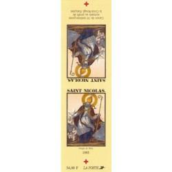 carnet croix rouge 1993
