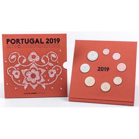 Portugal 2019 - Coffrets euro BU