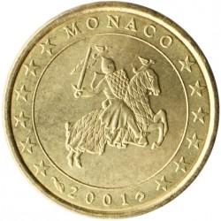 Monaco Prince Rainier 20 centimes