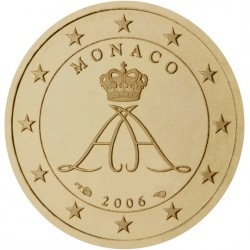 Monaco Prince Albert 20 centimes