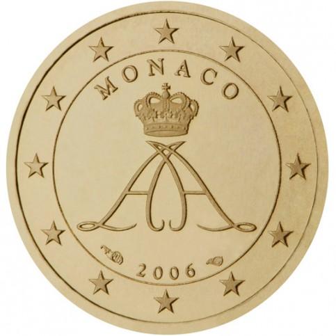 Monaco Prince Albert 50 centimes