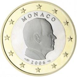 Monaco Prince Albert 1 euro