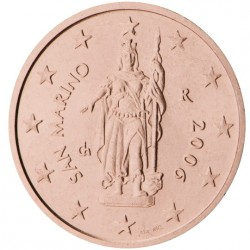 Saint Marin 2 centimes S1
