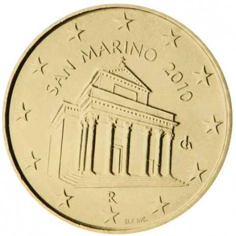 Saint Marin 10 centimes S1
