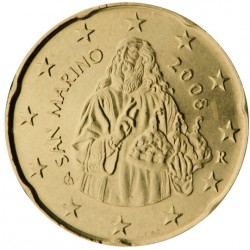 Saint Marin 20 centimes S1