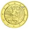 Allemagne 2019 - 2 euro commémorative Mur de Berlin dorée à l'or fin 24 carats