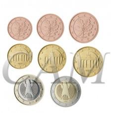 Allemagne - Série complète euro neuve