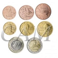 Grèce - Série complète euro neuve