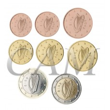 Irlande - Série complète euro neuve