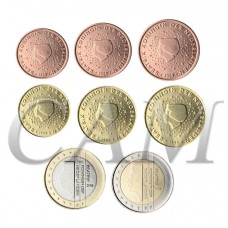 Pays-Bas - Série complète euro neuve