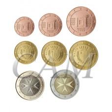 Malte - Série complète euro neuve