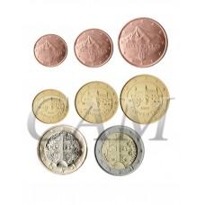 Slovaquie - Série complète euro neuve