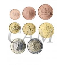 Italie - Série complète euro neuve