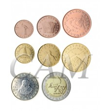 Slovénie - Série complète euro neuve