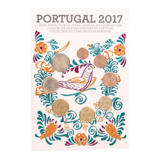 Portugal 2017 - Coffret FDC