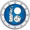 Estonie 2018 100 ans - 2 euro commémorative en couleur