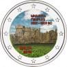 Malte 2018 Temple - 2 euro commémorative en couleur