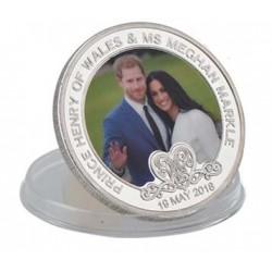 Médaille commémorative mariage Royale