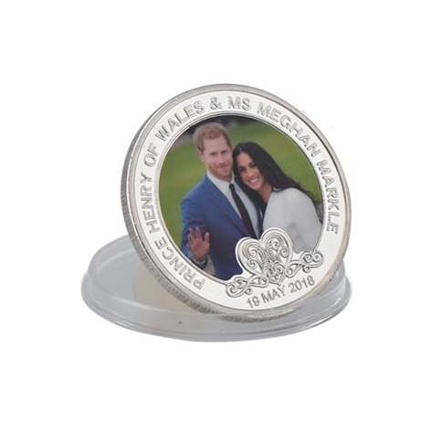 Frappe non monétaire commémorative mariage Royale