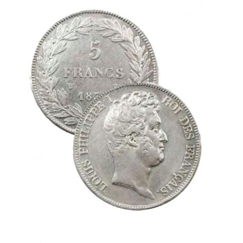 5 Francs Louis Philippe