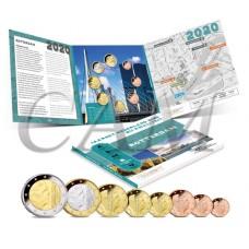 Pays-bas 2020 - Coffret Euro BU