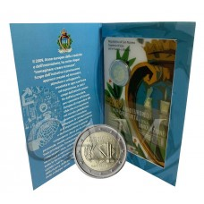 Saint Marin 2009 - 2 euro commémorative