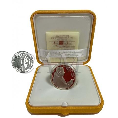Vatican 2009 - 5 euro ARGENT