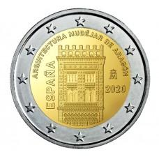 Espagne 2020 - 2 euro commémorative Aragon