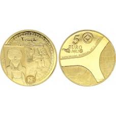 5 euros OR - France 2012