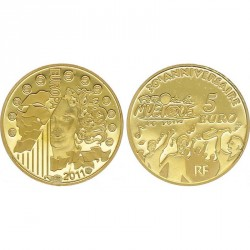 5 euros OR - France 2011