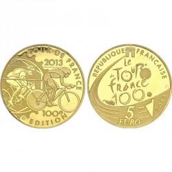 5 euros OR - France 2013