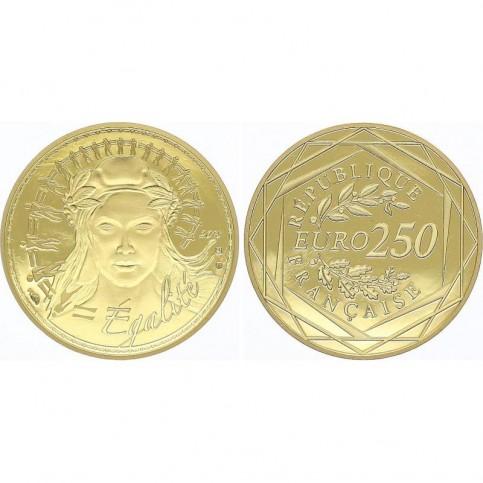 250 euro Or Massif Paix - Monnaie de Paris